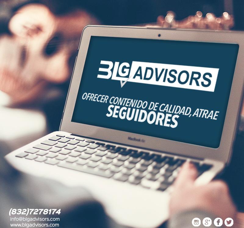 Blg Advisors, Secretos para obtener un marketing exitoso