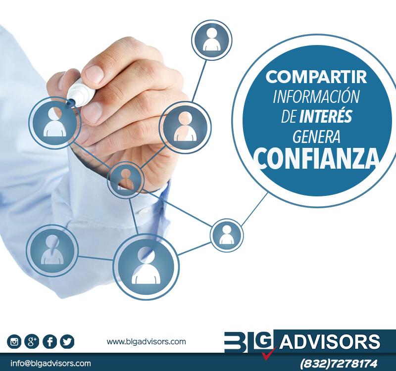 Blg Advisors, Estartegia y planificación de Marketing